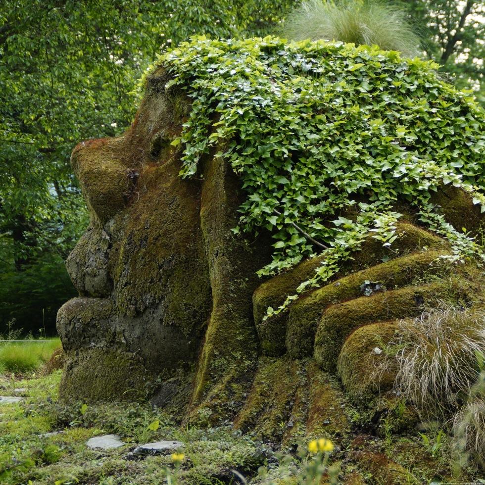 Image of Stone Giant Head